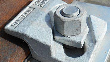 Crane Rail Fixing Clips